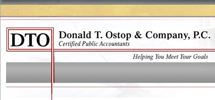 Donald T. Ostop & Company, Certified Public Accountants Helping You Meet Your Goals